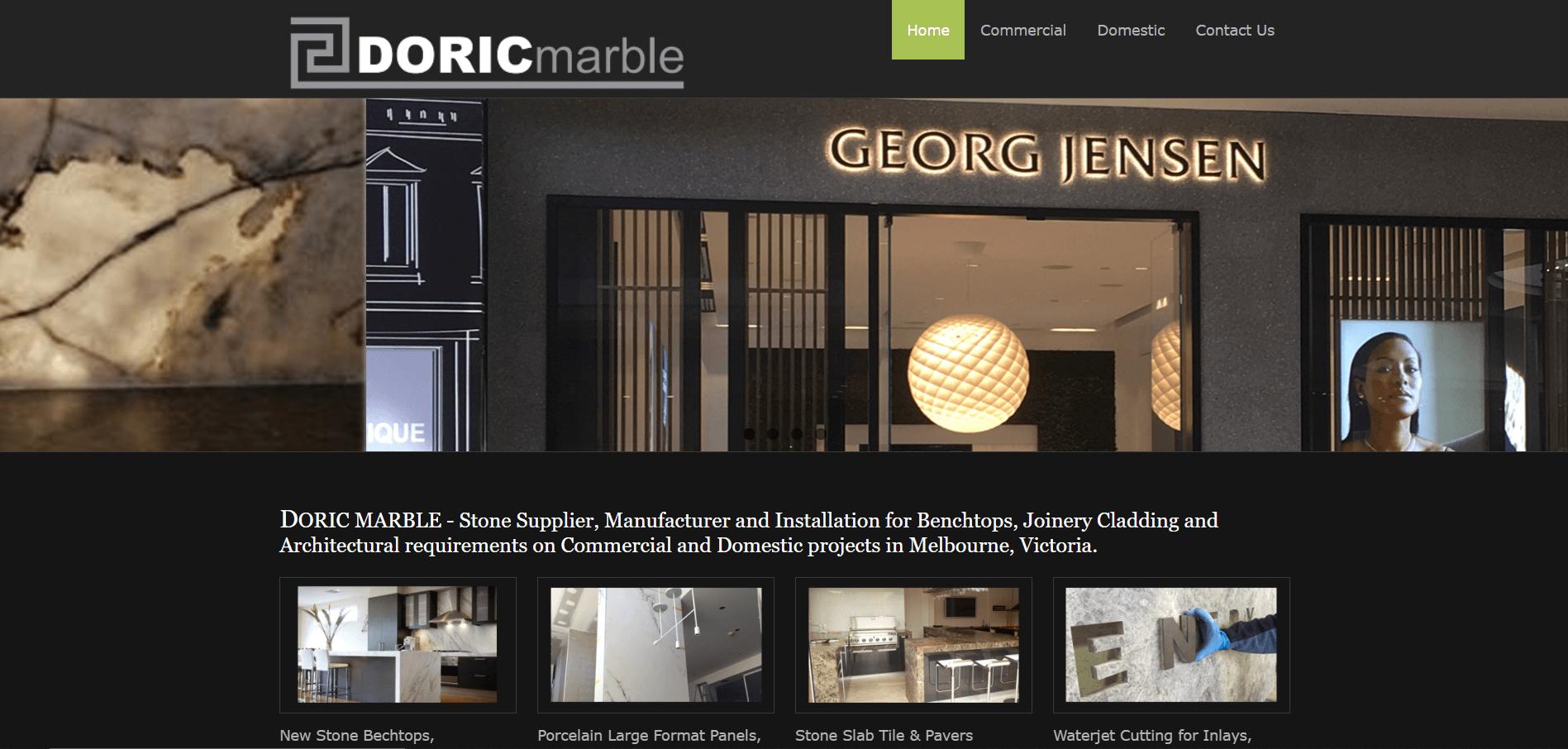 Doric Marble