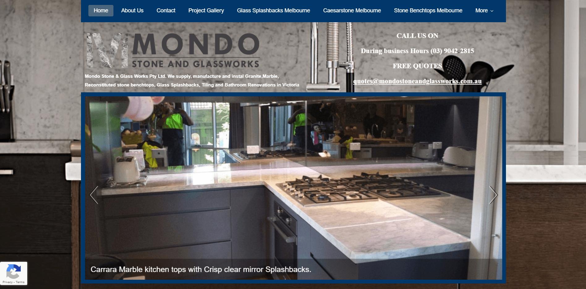 Mondo Stone & Glass