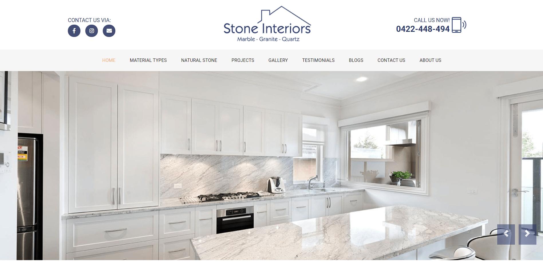 Stone Interiors