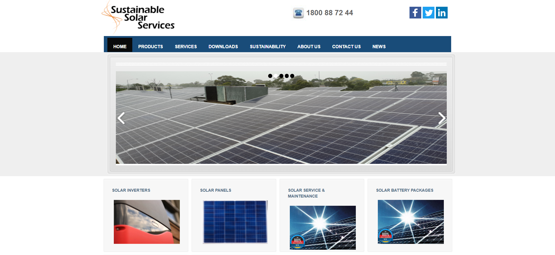 Sustainable Solar Services
