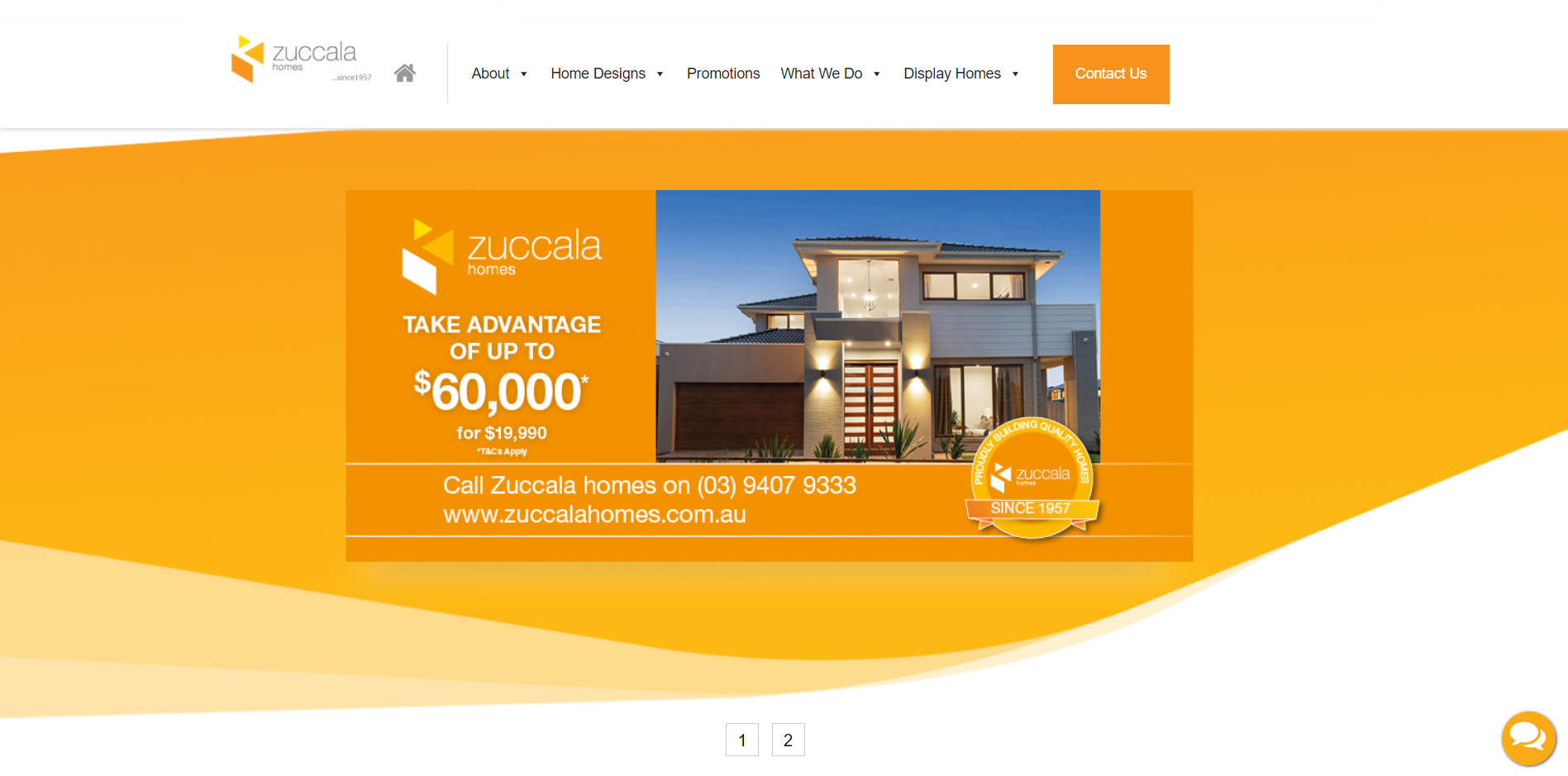 Zuccala Homes