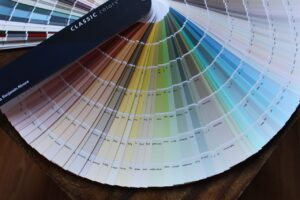Selecting Colour